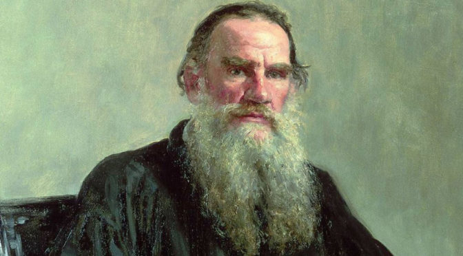 Leo Tolstoy, Russian Society, and ANNA KARENINA